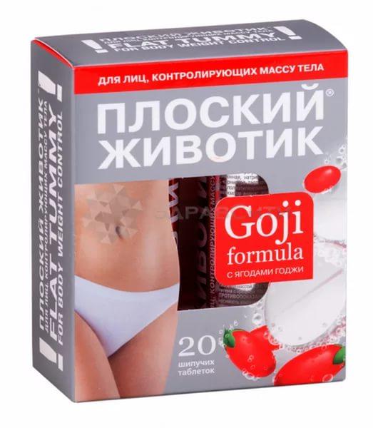 Для похудения живота препараты